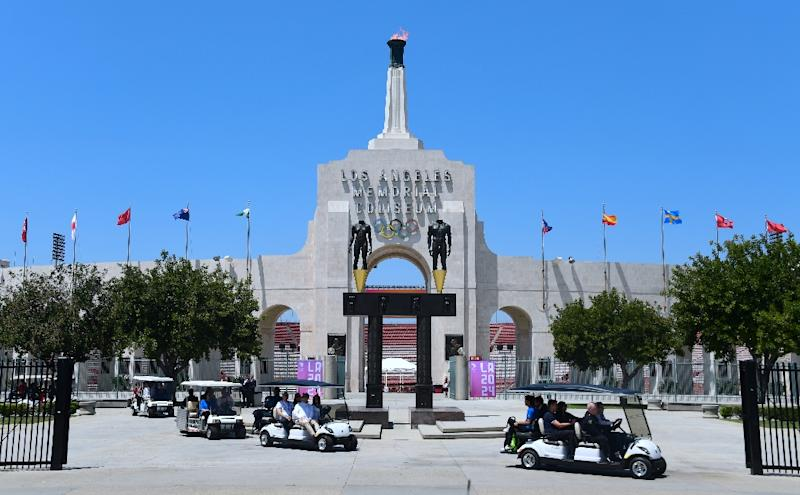 Olympic evaluators praise Los Angeles, but will LA get the bid?