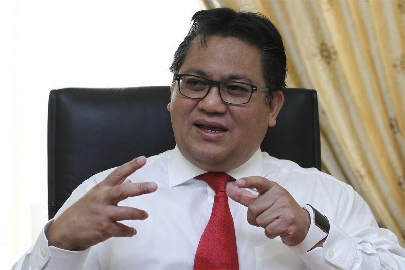 Pulai Umno division chief Datuk Nur Jazlan Mohamed said delegates at the annual general meeting last Friday had decided that it would be in the best interests of the party to leave the PN administration. ― Picture by Yusof Mat Isa