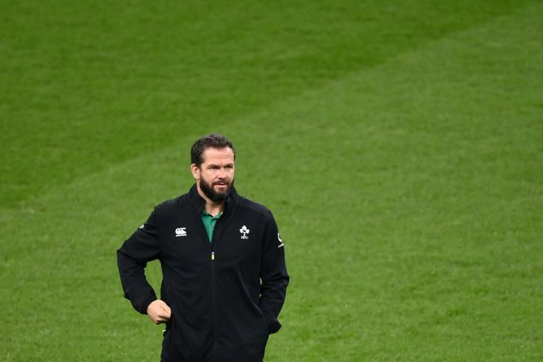 Ireland coach Andy Farrell played rugby league and union for England