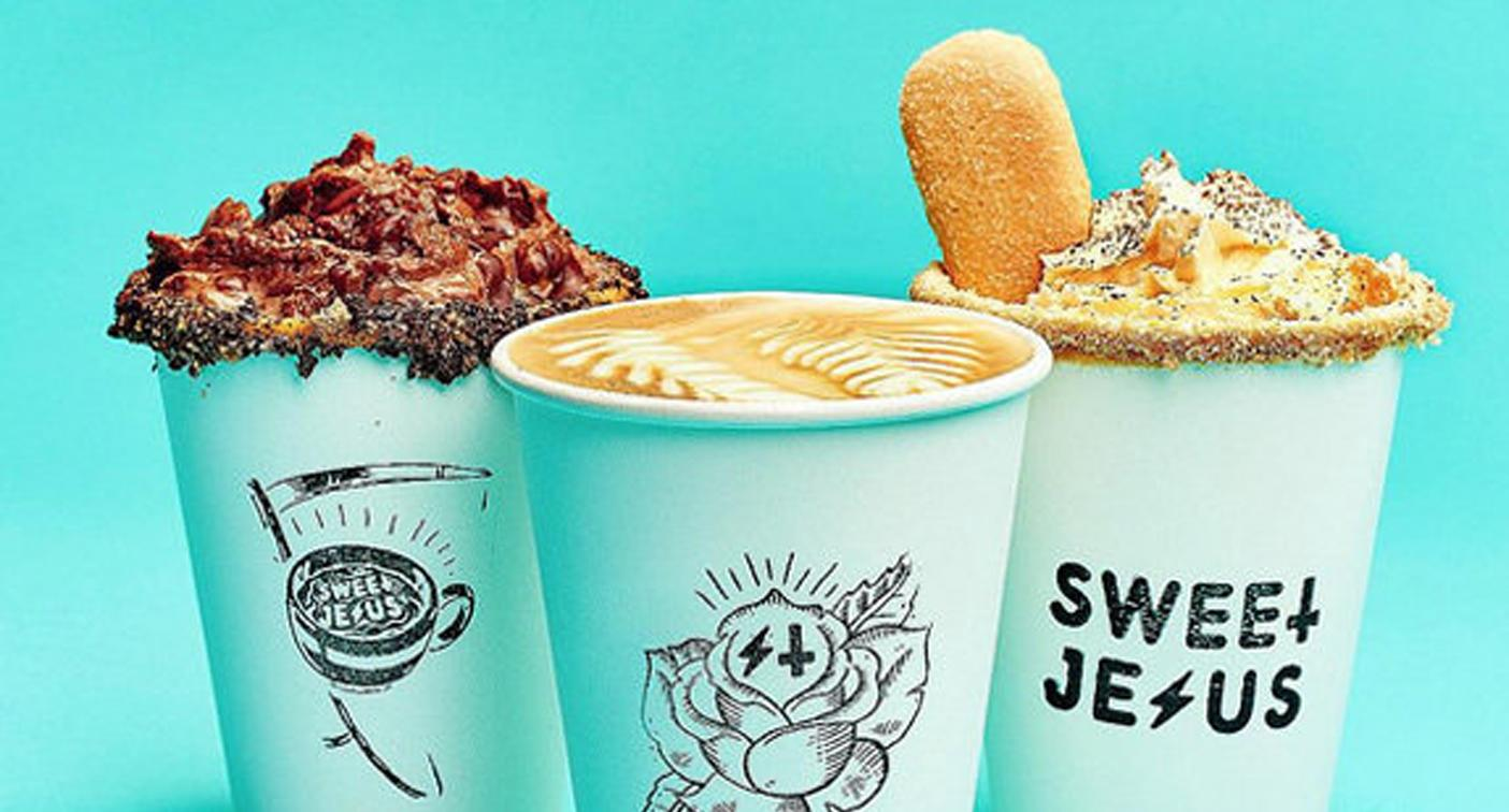 Ice cream shop named Sweet Jesus slammed by critics for 'trashing Christianity'