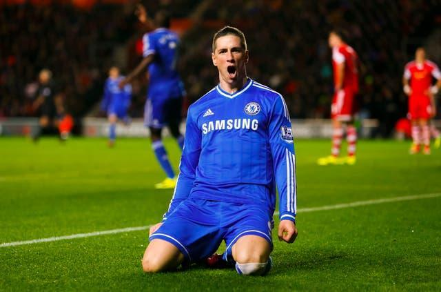 Torres left Anfield for Premier League rivals Chelsea in January 2011
