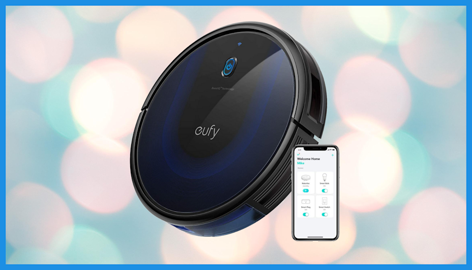 This eufy BoostIQ RoboVac 15C Max is on sale for $220 with on-page coupon. (Photo: Amazon)
