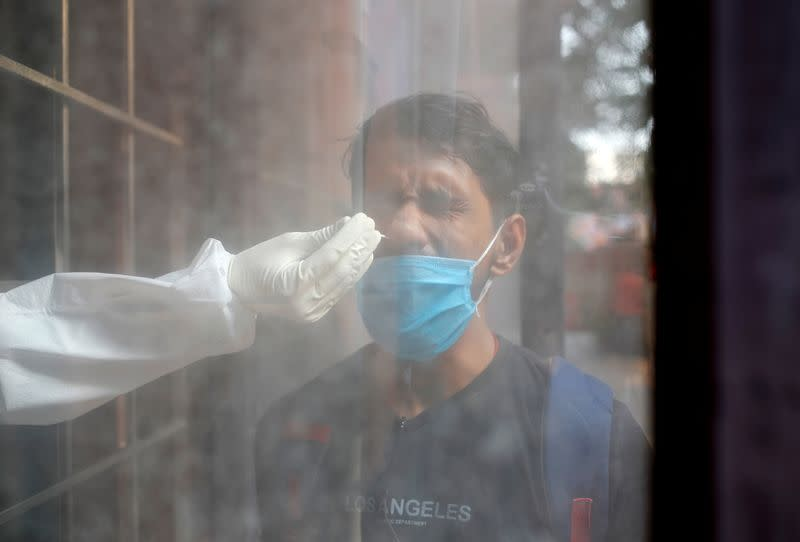 Outbreak of the coronavirus disease (COVID-19) in New Delhi