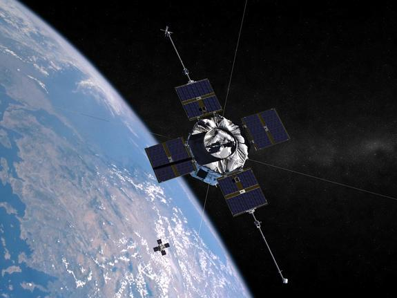 Earth's Radiation Belts Surprisingly Dynamic, New Probes Find