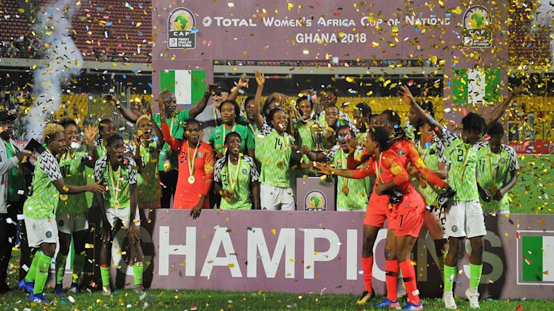 Contrasting feelings for Nigeria's Dennerby and South Africa's Ellis after Awcon final showdown