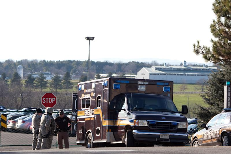 Two Killed In Shooting At Virginia Tech