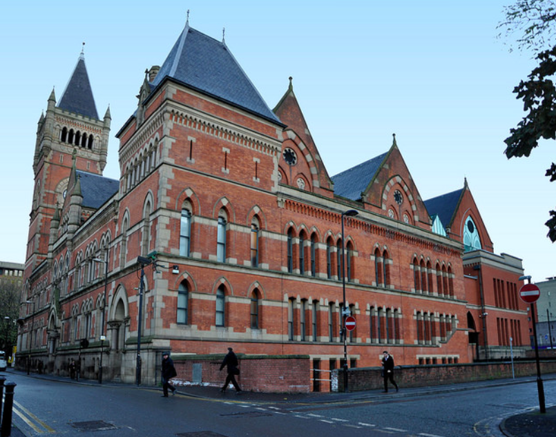 <em>Ravey was jailed for 18 months following a trial at Manchester Minshull Street Crown Court (Flickr)</em>