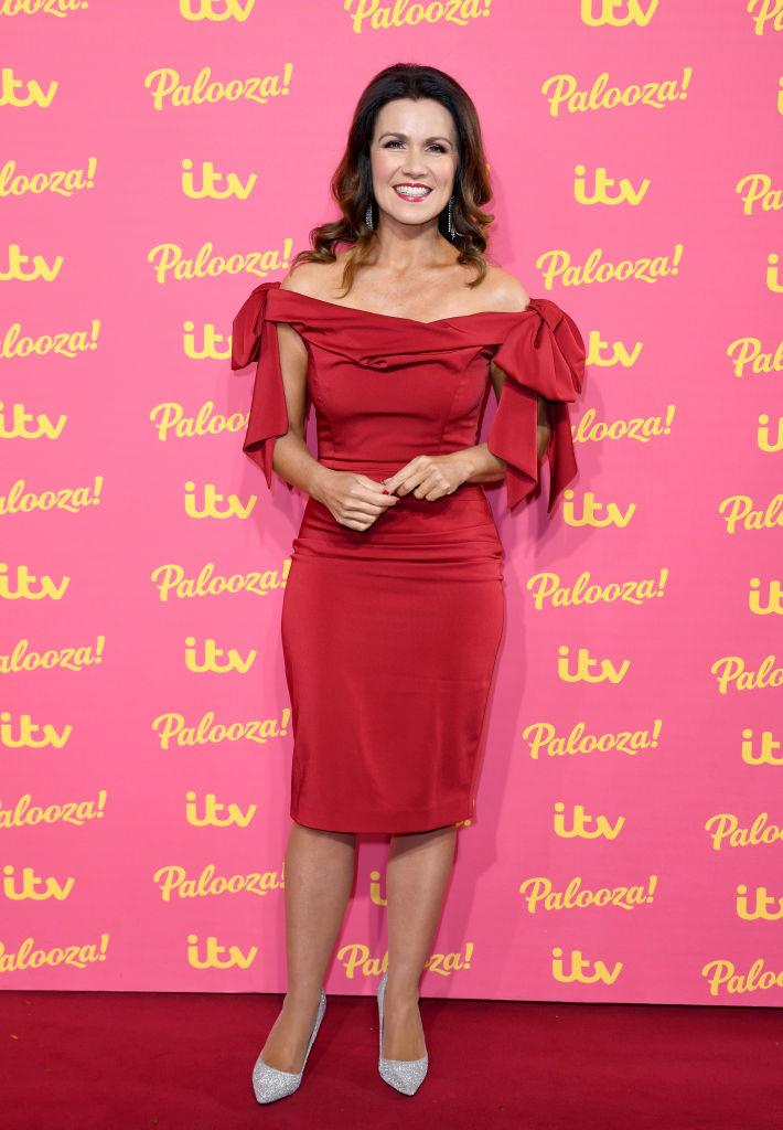 Susanna Reid attends the ITV Palooza 2019 at The Royal Festival Hall. [Photo: Getty]