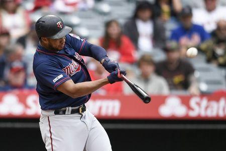 MLB roundup: Twins hammer eight HRs in rout