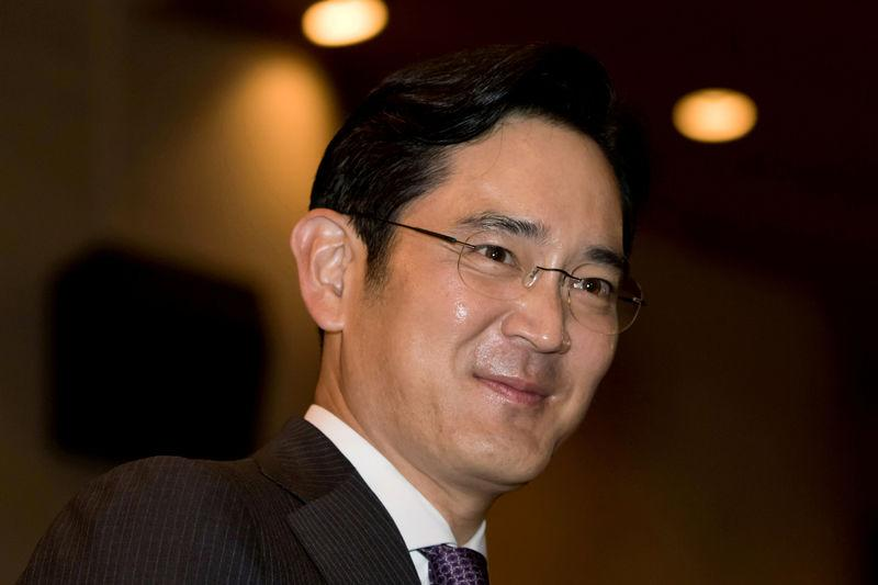 FILE PHOTO: Jay Y. Lee attends the 2015 HO-AM Prize ceremony in Seoul