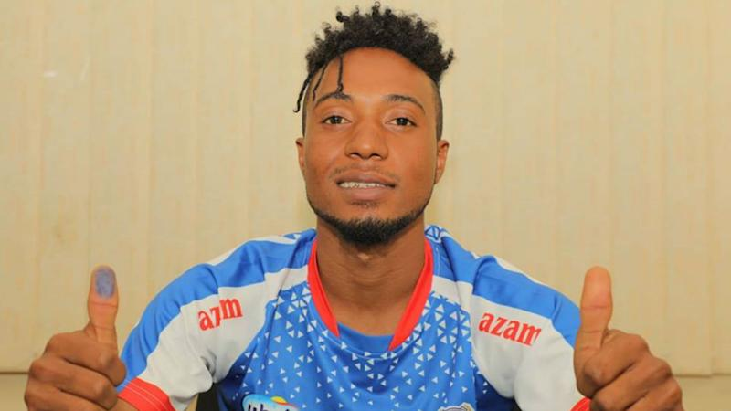 Kada: Azam FC is the main path for my growth to play in Europe