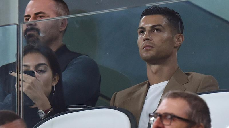 Cristiano Ronaldo starts for Juventus against Udinese