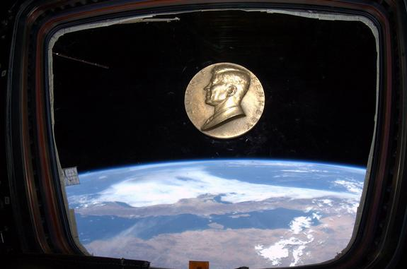 Astronaut Honors JFK's Legacy with Medal In Space