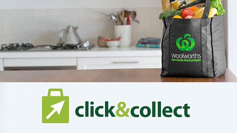 <p>MORE INFO: Woolies' Click & Collect</p>