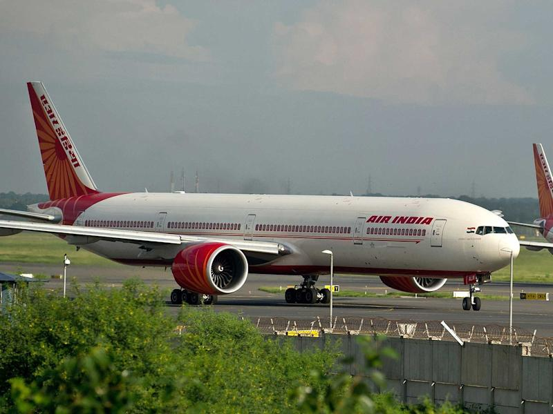 The incident took place at Indira Gandhi International Airport: Getty