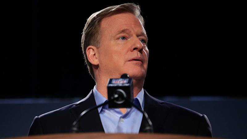Goodell says there is an 'urgent need for action' after Floyd death