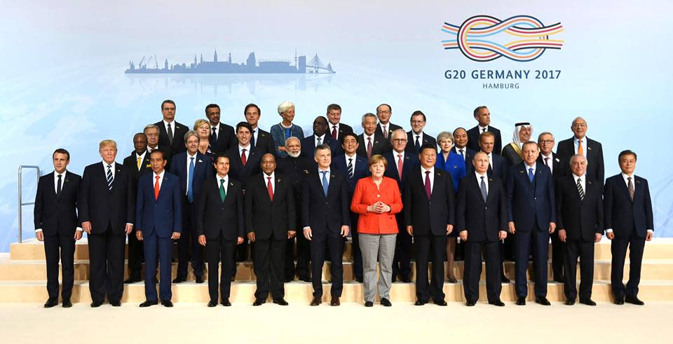 """<p>Germany was the first stop of PM's four nation tour earlier this year. His ambition, in his own words, was to, <em>""""chart out a future roadmap of cooperation with focus on trade and investment, security and counter-terrorism, innovation and science and technology, skill development, urban infrastructure, railways and civil aviation, clean energy, development cooperation, health and alternative medicine.""""</em> He also met German President Frank-Walter Steinmeier. </p>"""