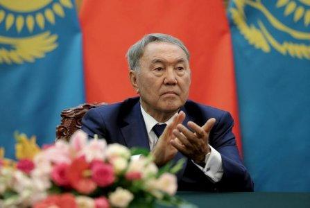 Trump will meet with Kazakhstan's Nazarbayev at White House on January 16