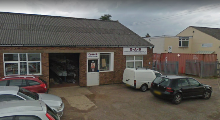 Former factory operative Jake Rawnsley left Leicester-based window and manufacturing firm, QAS in October 2019