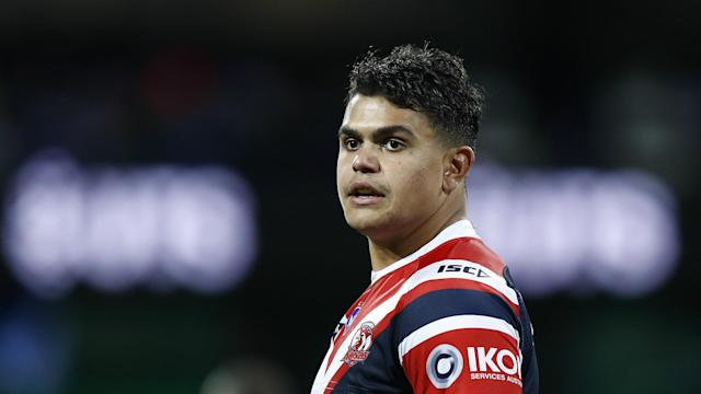 Latrell Mitchell could yet sign for Wests Tigers, with his Sydney Roosters career seemingly over.
