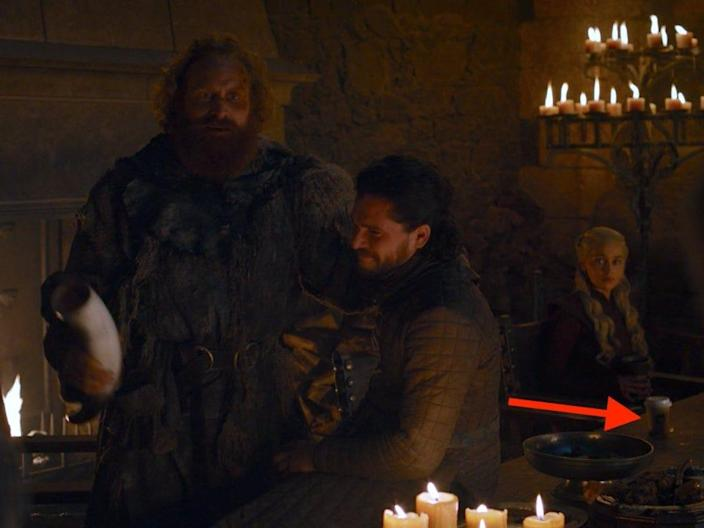 the cup game of thrones