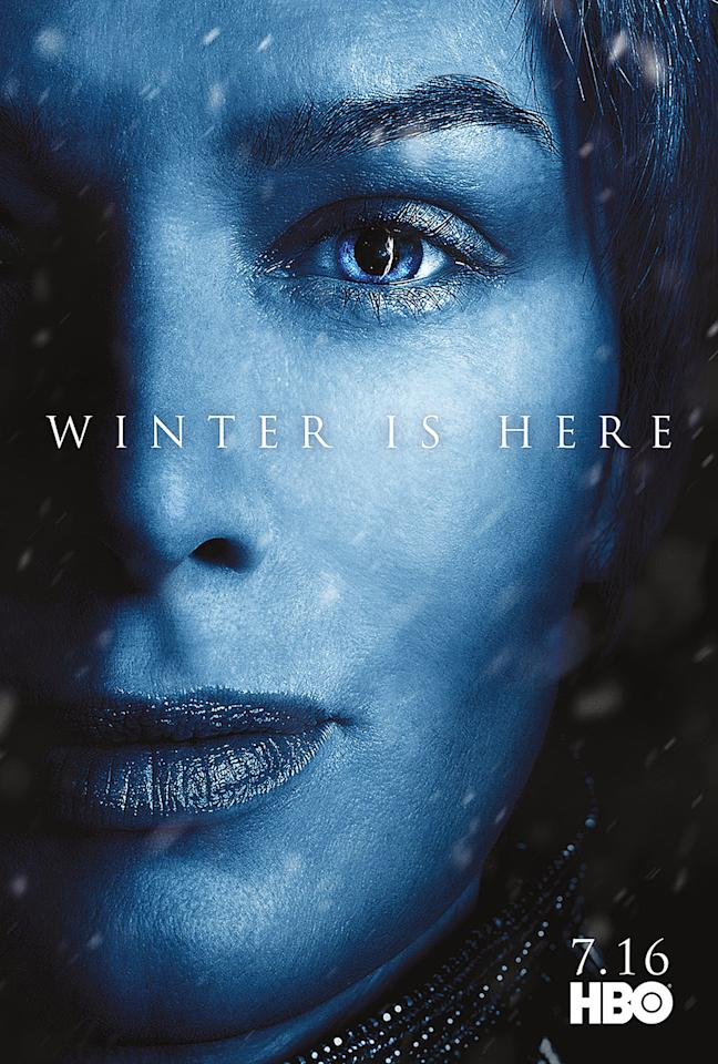 <p>Lena Headey as Cersei Lannister in HBO's <i>Game of Thrones</i>.<br /><br />(Credit: HBO) </p>