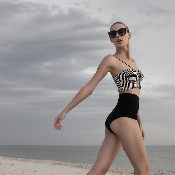 """<p>It first got recognition in Paris in 1946, when Mechanical engineer Louis Réard named his swimsuit design 'bikini' in the hope that its revealing style would create an """"explosive commercial and cultural reaction"""" similar to the explosion at Bikini Atoll </p>"""