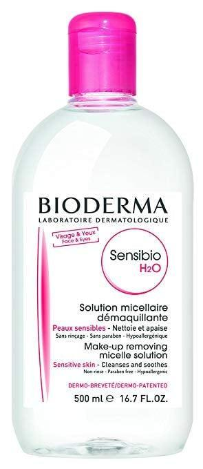 <p>The <span>Bioderma Micelle Solution Sensitive Skin</span> $12) has been a cult-favorite in French drugstores for years. It removes every last trace of makeup from your skin, even when you thought you've gotten it all off.</p>