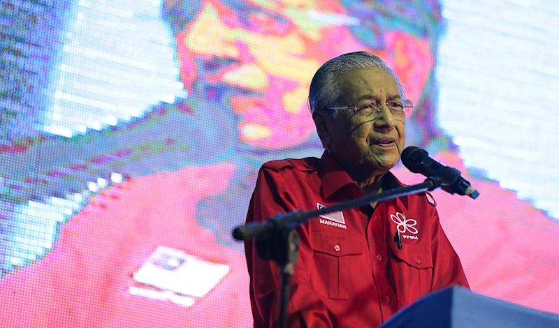 Image result for Will Mahathir change his politics?