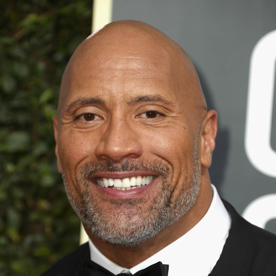 Dwayne Johnson Age 15