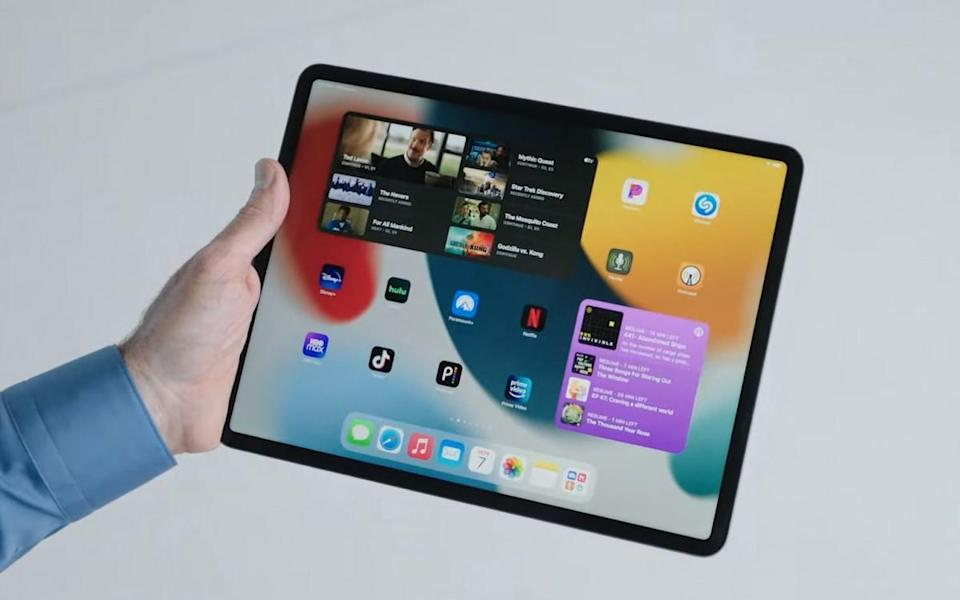 Here are the new features of the iPadOS 15