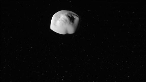 Saturn's moon boasts all the ingredients for life