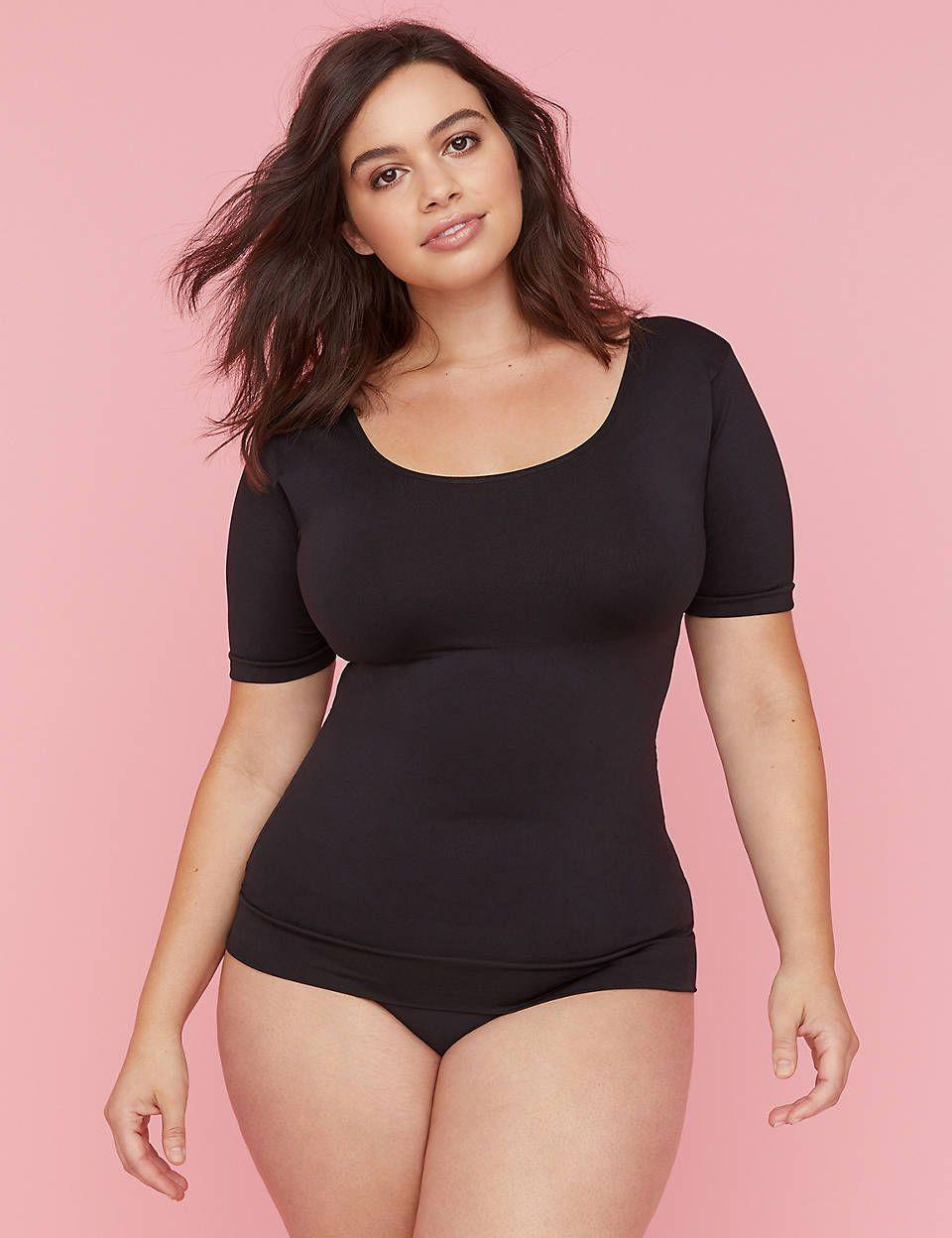 "<p><strong>Lane Bryant</strong></p><p>lanebryant.com</p><p><strong>$32.50</strong></p><p><a href=""https://go.redirectingat.com?id=74968X1596630&url=https%3A%2F%2Fcacique.lanebryant.com%2Flevel-2-shaping-top%2Fprd-350990&sref=https%3A%2F%2Fwww.cosmopolitan.com%2Fstyle-beauty%2Ffashion%2Fg32873687%2Fbest-shapewear-for-women%2F"" rel=""nofollow noopener"" target=""_blank"" data-ylk=""slk:Shop Now"" class=""link rapid-noclick-resp"">Shop Now</a></p><p>The top here looks like your average scoop-neck shirt. However, that firm spandex material provides some smoothing support for the upper arms and the midsection. </p>"
