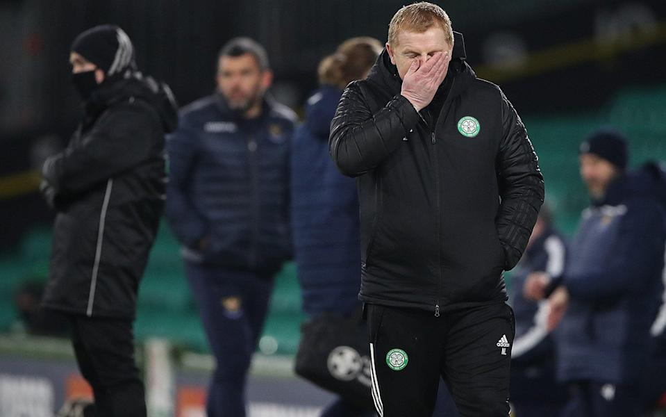 Celtic are bidding to win a 10th Scottish title this season, but it looks a tall order