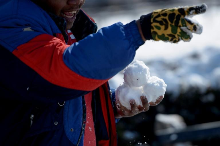 A group of children were throwing snowballs at passing cars in Wisconsin on January 4, 2020, before two of them were shot by one of the drivers