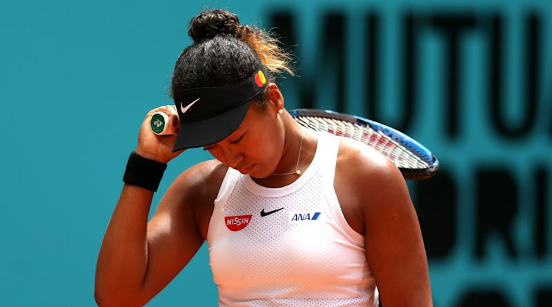 World number one Osaka exits Madrid Open