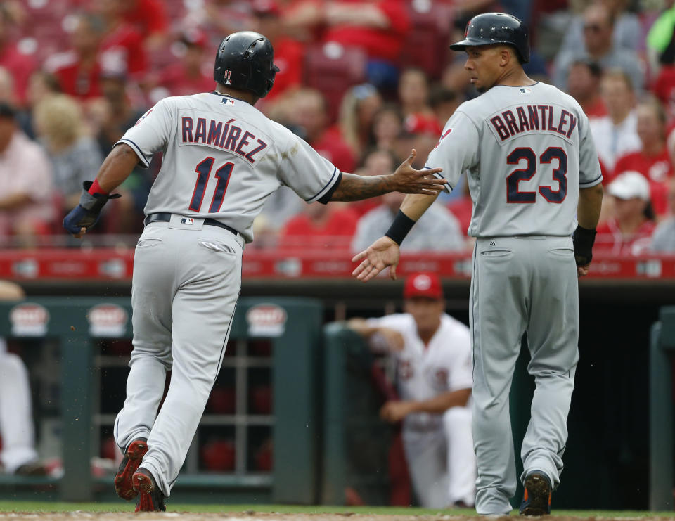 For the second consecutive season, the Indians have far and away the easiest down-the-stretch schedule. (AP)
