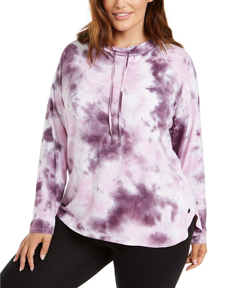 Calvin Klein Tie-Dye Sweatshirt. (Photo: Macy's)