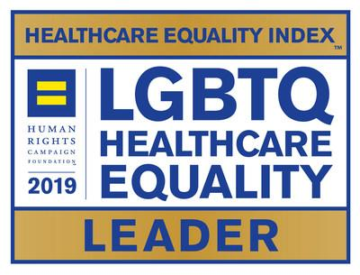 CHOP Named Leader in LGBTQ Healthcare Equality by the Human