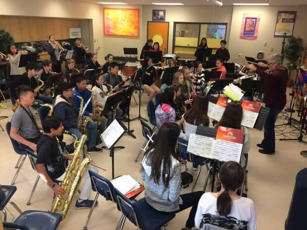 Victoria's school board is floating the idea of cutting music programs in elementary and middle school.