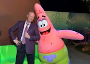 <p>While some of a certain age (ahem!) may best remember Fagerbakke as Dauber on <em>Coach, </em>many others grew up hearing him as the loyal and dopey best friend Patrick on <em>Spongebob Squarepants</em>.</p>