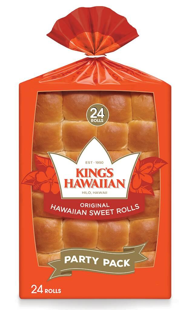 E-Comm Branded: King's Hawaiian Bread