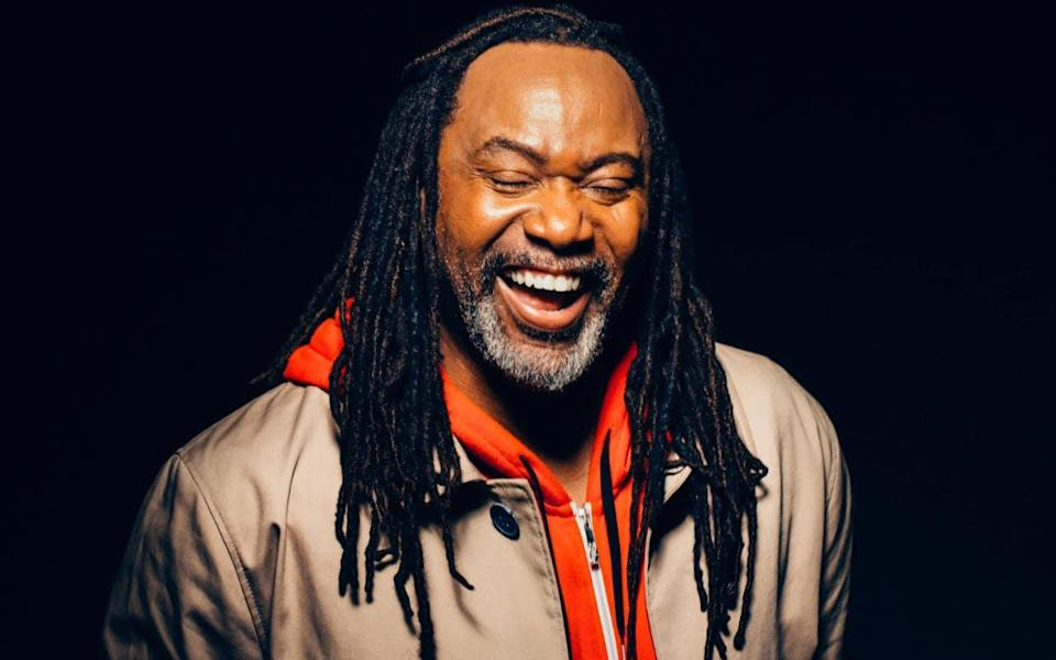 Reginald D Hunter will be appearing on Friday (handout)