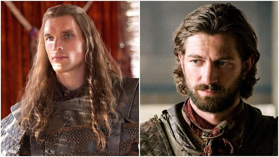 """<p>Oh, look, yet another <em>Game of Thrones</em> character who was casually recast. I cannot emphasize enough how little Ed Skrein of the Magnificent Hair and Michiel Huisman of the Fulsome Beard look alike. To be fair, apparently Ed is the one who <a href=""""https://variety.com/2014/film/news/thrones-ed-skrein-transporter-jason-statham-1201091882/"""" rel=""""nofollow noopener"""" target=""""_blank"""" data-ylk=""""slk:decided"""" class=""""link rapid-noclick-resp"""">decided</a> to leave the show to be in <em>Transformers</em>, but still!</p>"""