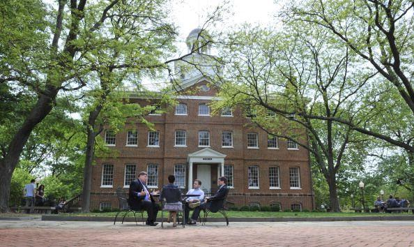 <p><strong>Established in 1696</strong></p><p><strong>Location: Annapolis, Maryland<br></strong></p><p>In 1696, St. John's College was founded as King William's School and was a grammar/prep school. It took a century before it was chartered as St. John's College. </p>