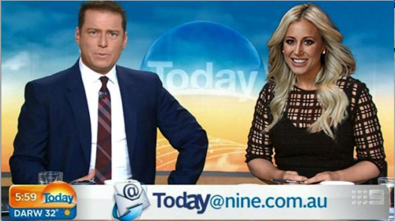 Could Roxy Jacenko be the new host of Today? Source: Supplied