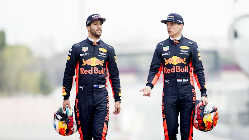 Red Bull duo, Alonso and Sainz given Monza grid penalties