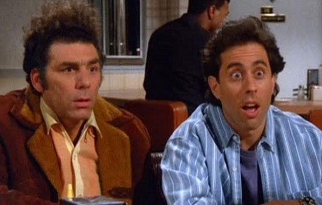 Jerry starred in sitcom Seinfeld in the 90s. Source: Castle Rock Entertainment