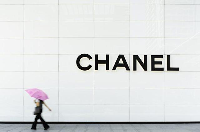 Chanel is accused of cultural appropriation for selling a pricey boomerang. (Photo: Getty Images)