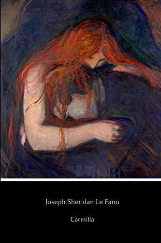 """<p><strong>Joseph Sheridan Le Fanu</strong></p><p>amazon.com</p><p><strong>$6.99</strong></p><p><a href=""""https://www.amazon.com/dp/1798567784?tag=syn-yahoo-20&ascsubtag=%5Bartid%7C10057.g.36610838%5Bsrc%7Cyahoo-us"""" rel=""""nofollow noopener"""" target=""""_blank"""" data-ylk=""""slk:BUY NOW"""" class=""""link rapid-noclick-resp"""">BUY NOW</a></p><p>While <em>Dracula</em> is widely considered the vampire bible, earlier stories really laid the groundwork. <em>Carmilla</em> is one of them. Published in 1871, this novella is about a young woman who becomes the object of another woman's obsessive desire. But the pursuer isn't just any woman—she's a vampire. </p>"""